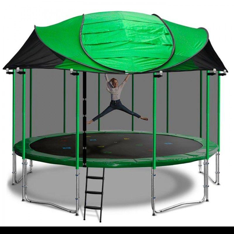 Jak i gdzie przechowywać trampolinę